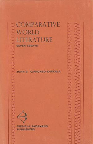 Seller image for COMPARATIVE WORLD LITERATURE: Seven Essays for sale by PERIPLUS LINE LLC