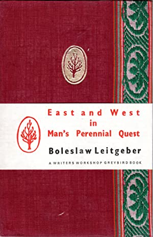 Seller image for EAST AND WEST IN MAN'S PERENNIAL QUEST for sale by PERIPLUS LINE LLC