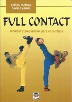 Imagen del vendedor de Full contact a la venta por Librería Cajón Desastre