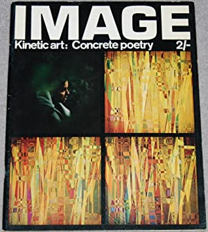 Image : Kinetic Art : Concrete Poetry