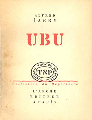 Seller image for UBU: version pour la scene (Theatre National Populaire: Collection du Repertoire) for sale by PERIPLUS LINE LLC