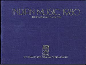 Seller image for INDIAN MUSIC 1980 on Records and Musicassettes - Long Play, Super-7 & Extended Play for sale by PERIPLUS LINE LLC