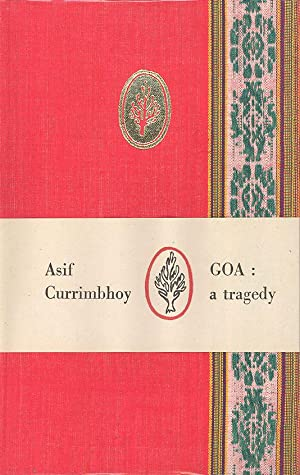 Seller image for GOA: A Tragedy for sale by PERIPLUS LINE LLC