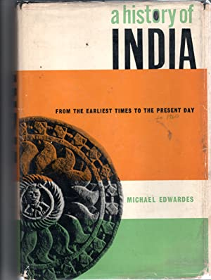 Seller image for A History of India From the Earliest Times to the Present Day for sale by PERIPLUS LINE LLC