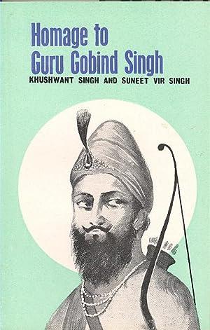 Seller image for Homage to Guru Gobind Singh for sale by PERIPLUS LINE LLC