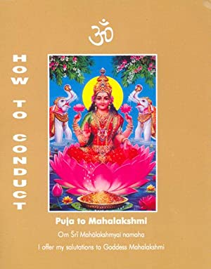 Seller image for How To Conduct Puja to Mahalakshmi for sale by PERIPLUS LINE LLC