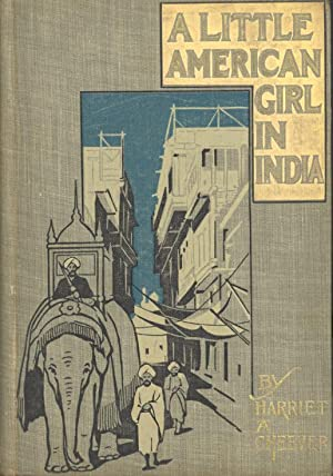 Seller image for Little American Girl in India for sale by PERIPLUS LINE LLC