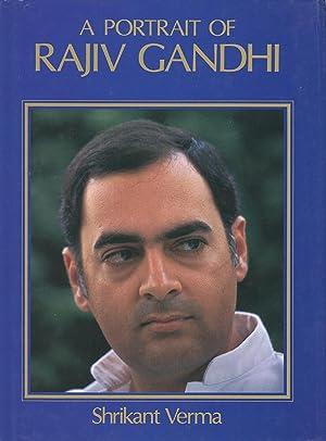Seller image for PORTRAIT OF RAJIV GANDHI for sale by PERIPLUS LINE LLC
