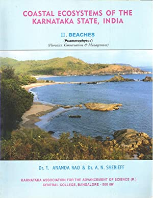 Seller image for COASTAL ECOSYSTEMS OF THE KARNATAKA STATE, INDIA - II : BEACHES (Psammophytes) Floristics, Conservation & Management for sale by PERIPLUS LINE LLC