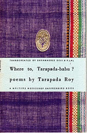 Seller image for Where to, Tarapada-babu? for sale by PERIPLUS LINE LLC