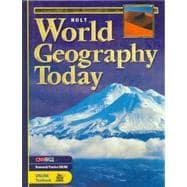 Holt World Geography Today: Sager, Robert J.;