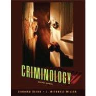 Criminology: Glick, Leonard; Miller,