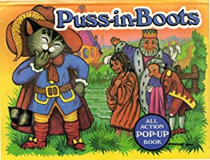 Puss in Boots: All Action Pop-Up Book: Unknown