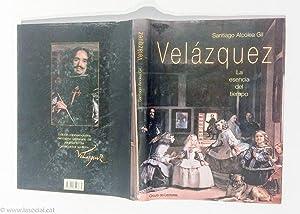 Velázquez. La esencia del tiempo: Santiago Alcolea i
