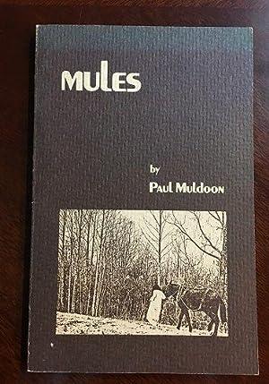 Mules: Paul Muldoon