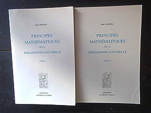 Principes mathématiques de la philosophie naturelle (2: Isaac NEWTON