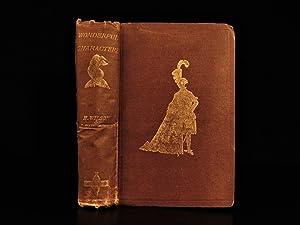 1869 1ed Bizarre Characters Illustrated Transvestites Pig-Faced: WILSON, Henry; CAULFIELD,