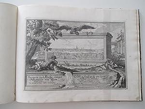 Anfang einiger Vorstellungen der vornehmsten Gebäude so: Delsenbach, Johann Adam,