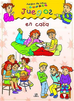 Juegos en casa: Castillo Martinez, B./Martinez