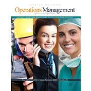 Basics of Lean Operations Management Principles: With: Wu, Nesa; Yu,