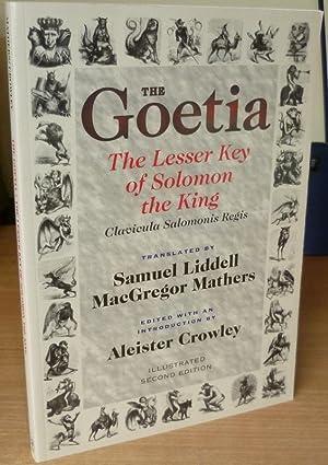 The Goetia.: LIDDELL & MATHERS