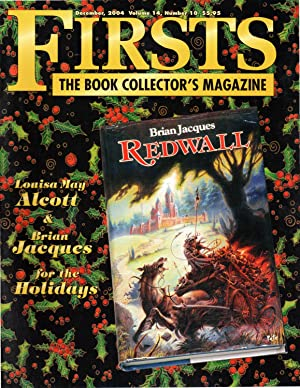 Firsts: The Book Collector's Magazine; Volume 14,: Smiley, Kathryn (editor)