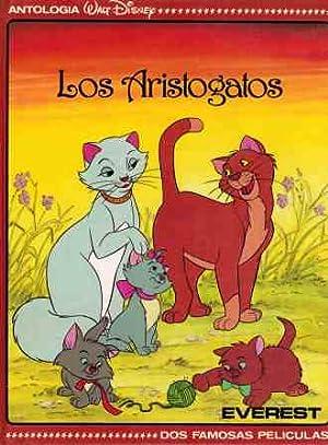 LOS ARISTOGATOS TOD Y TOBY: WALT DISNEY