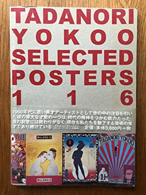 Selected Posters 116 - signed and inscribed