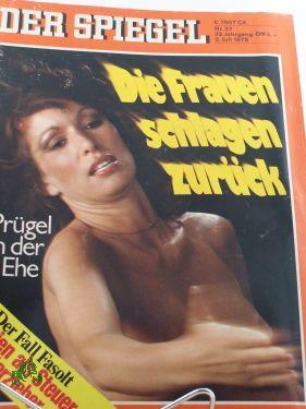 Bild des Verkäufers für 27/1978, Die Frauen schlagen zurück, Prügel in der Ehe zum Verkauf von Antiquariat Artemis Lorenz & Lorenz GbR