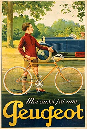 Cycles Peugeot Bicycles