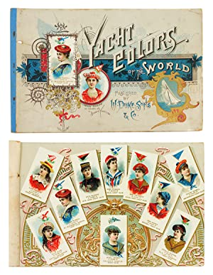 Yacht Colors of the World/Musical Instruments of: Cigarette Cards]. Duke,