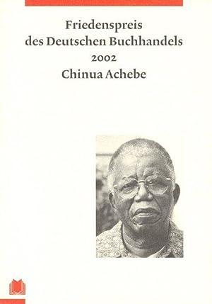 Chinua Achebe: Achebe, Chinua und