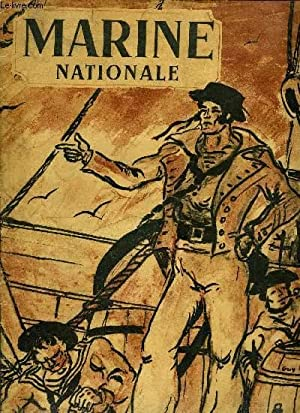 Marine Nationale n° 17 - La réaction: le capitaine de