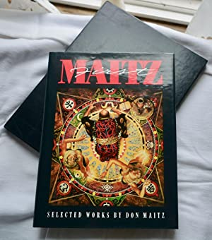 First Maitz: Selected Works By Don Maitz