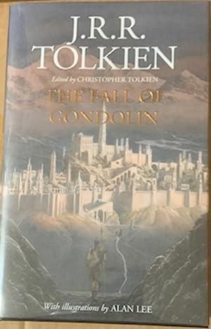 Bild des Verkäufers für The Fall of Gondolin (Signed by the Illustrator) zum Verkauf von Alpha 2 Omega Books BA
