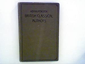 British Classical Authors with biographical notices. Volume: Herrig, L. and