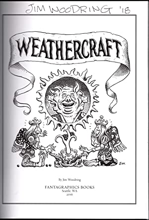 Weathercraft.: WOODRING, Jim.