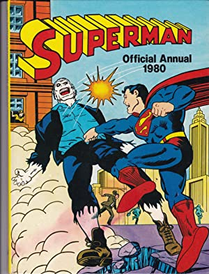 SUPERMAN OFFICIAL ANNUAL 1980: MARTIN PASKO, CARY