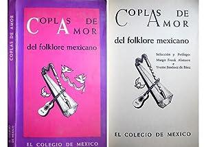 Coplas de Amor del Folklore Mexicano. Selección: FRENK ALATORRE, Margit