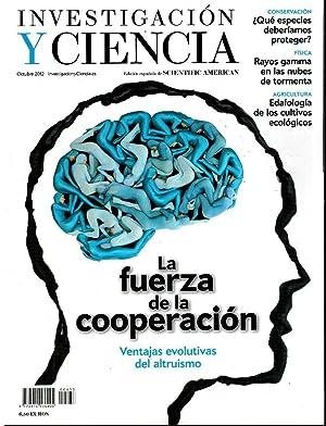 INVESTIGACIÓN Y CIENCIA. Edición española de Scientific: Torres Casas, Laia