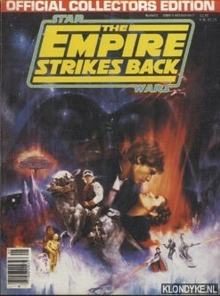 Star Wars. The Empire Strikes Back Official: Diverse auteurs