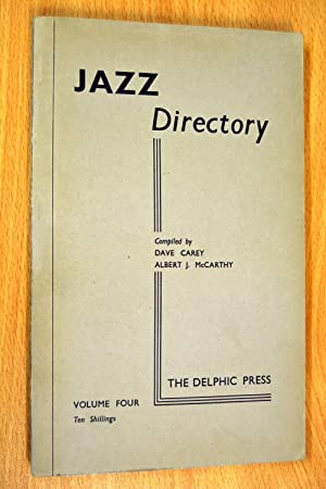 THE DIRECTORY OF RECORDED JAZZ AND SWING: Dave & Albert