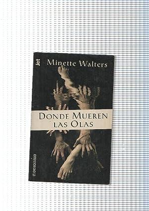 Coleccion Jet num. 374/2: Donde mueren las: Ninette Walters