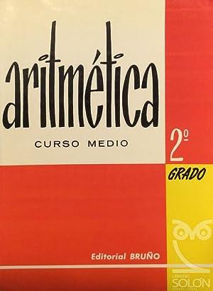 Aritmética, curso medio: Aa.Vv.