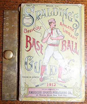 SPALDING'S OFFICIAL BASE BALL GUIDE Thirty-sixth Year: A. G. Spalding