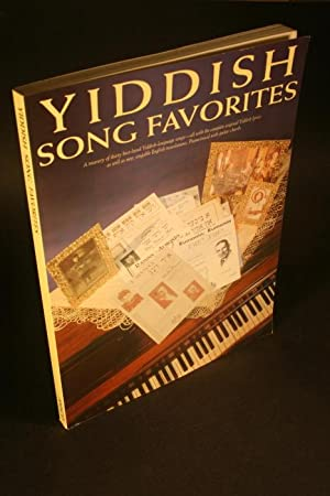 Yiddish Song Favorites.: Amsco Publications