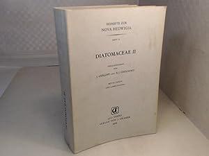 Diatomaceae II (Volume 2). (= Beihefte Zur: Gerloff, J. und