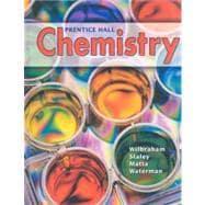 Prentice Hall Chemistry: Wilbraham, Antony C.;