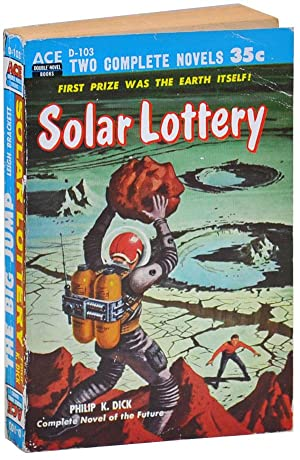 SOLAR LOTTERY [TOGETHER WITH] THE BIG JUMP: Dick, Philip K.