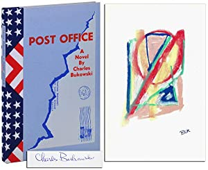 POST OFFICE - DELUXE ISSUE, SIGNED: Bukowski, Charles